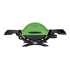 Barbecue au gaz Q 1200 - Vert