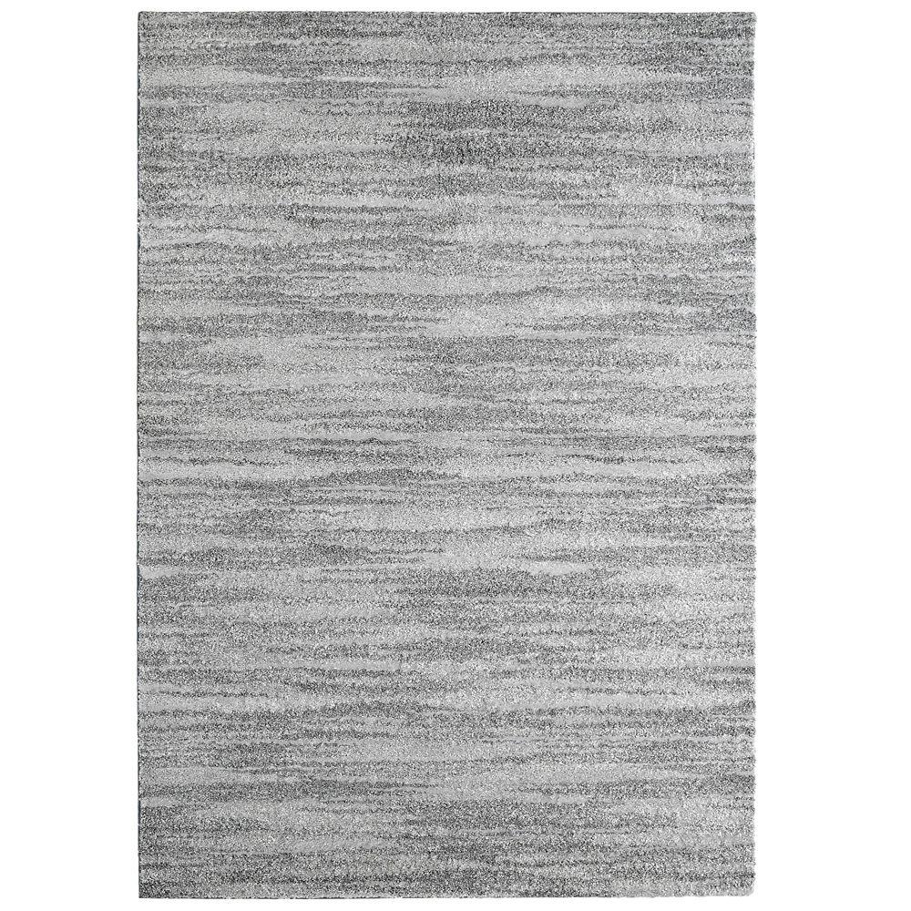 Grey Scandinavia Mat 3 Feet X 4 Feet 6 Inches