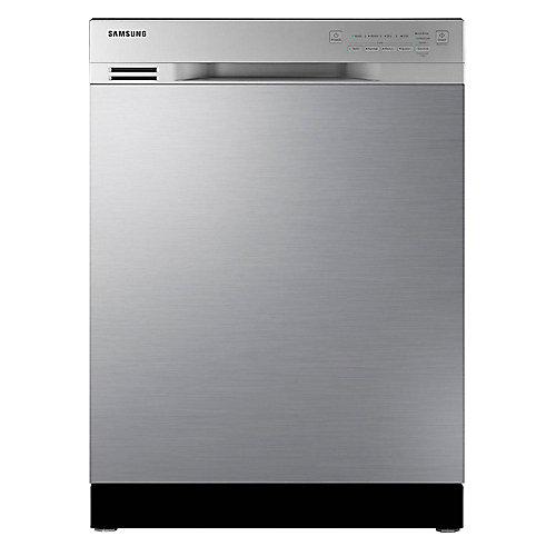 Lave-vaisselle encastrable à commandes tactiles et cuve en acier inoxydable, 24 po - ENERGY STAR®