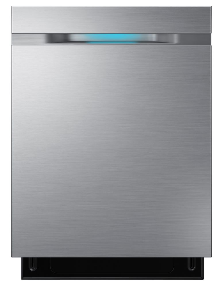 24-inch Built-In Dishwasher with WaterWall� Technology in Stainless Steel