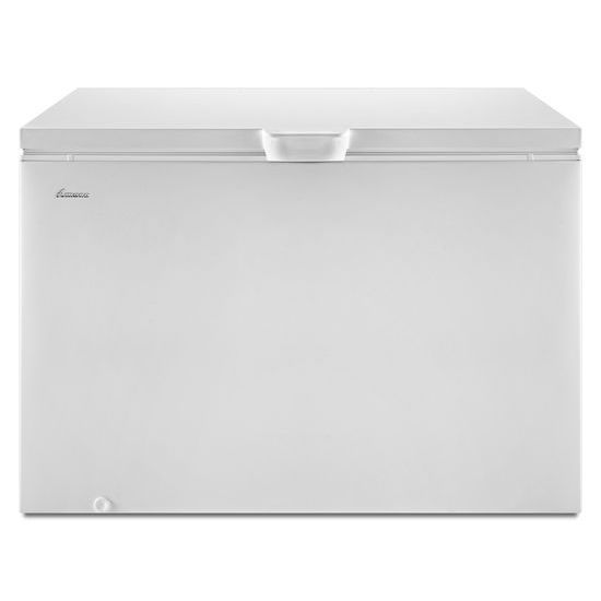 14.8 cu.ft. Compact Chest Freezer in White