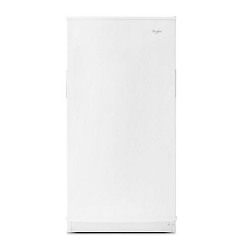 30-inch W 16 cu. ft. Frost Free Upright Freezer in White