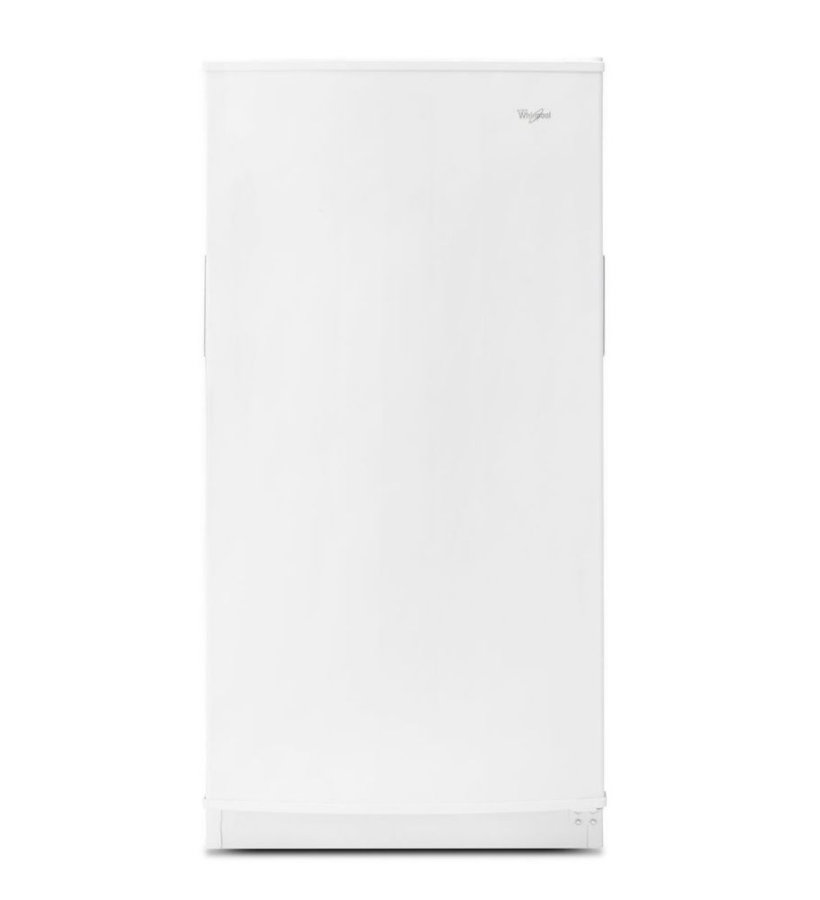 15.7 Cu. Ft. Upright Freezer with Electronic Temperature Controls in White
