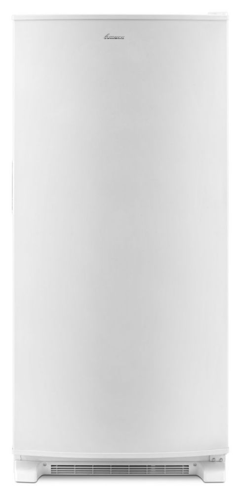 17.7 cu.ft. Frost Free Upright Freezer in White