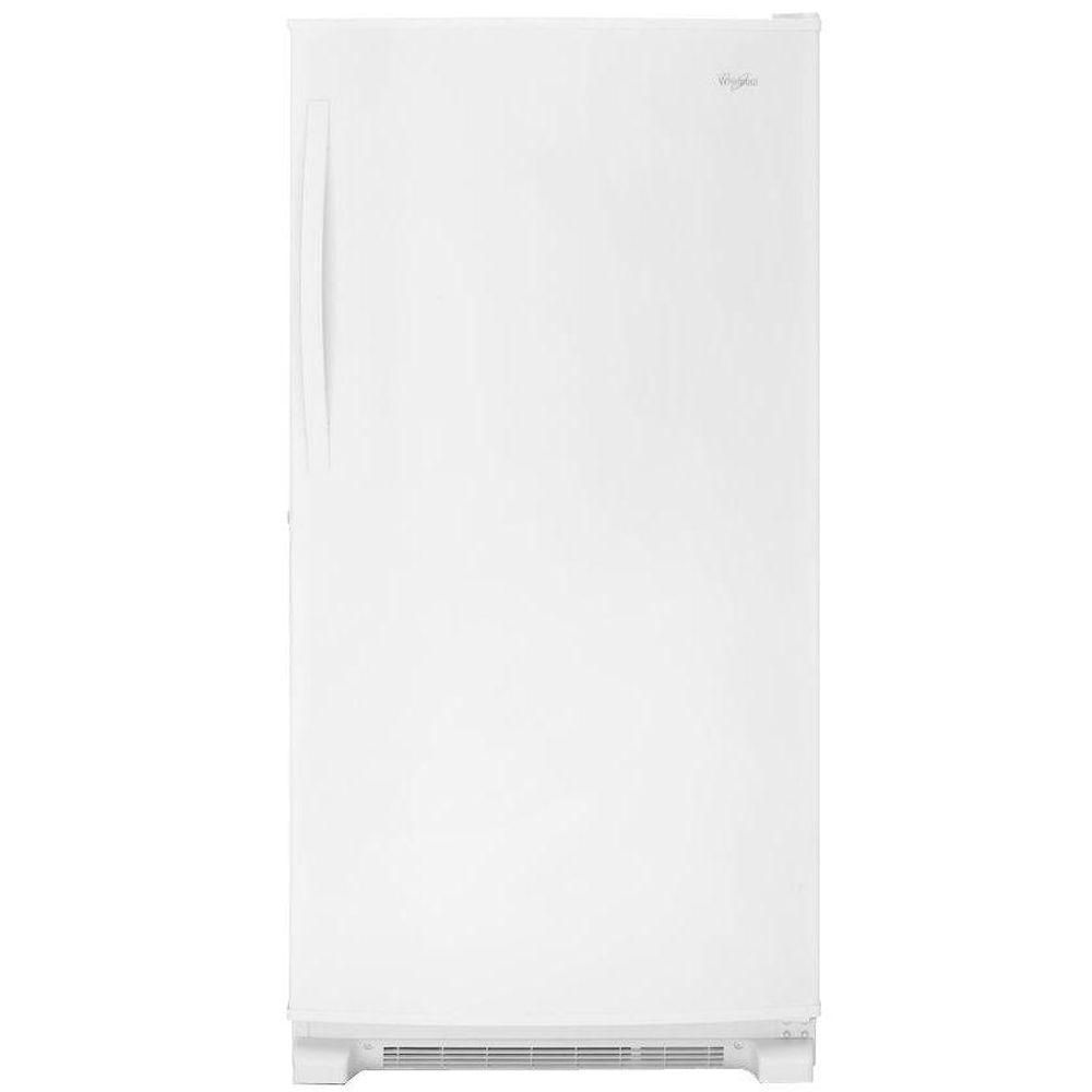 19.7 Cu. Ft. Upright Freezer with Temperature Alarm in White