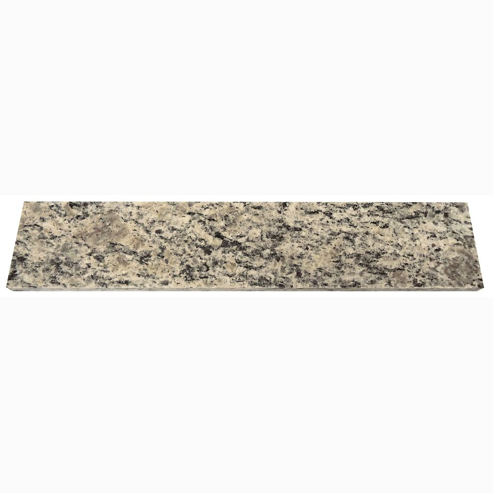 Santa Cecilia 18-Inch Granite Side Splash