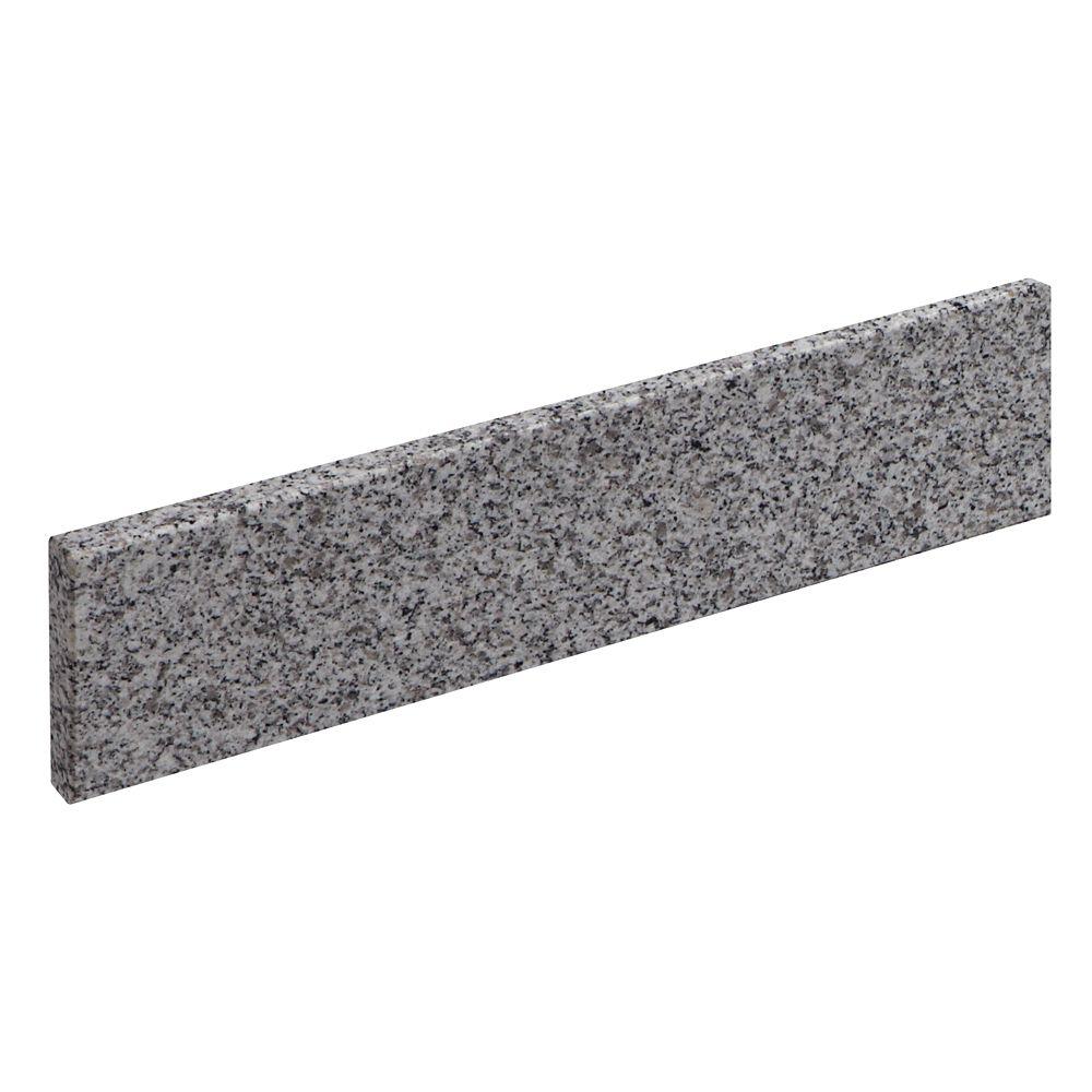 Dosseret latéral de 45,7 cm (18 po) en granit Napoli