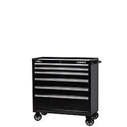 HUSKY 40 in 6-Drawer Tool Cabinet