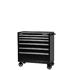 40 in 6-Drawer Tool Cabinet