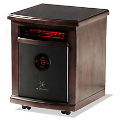 Logan Portable Infrared Quartz Heater