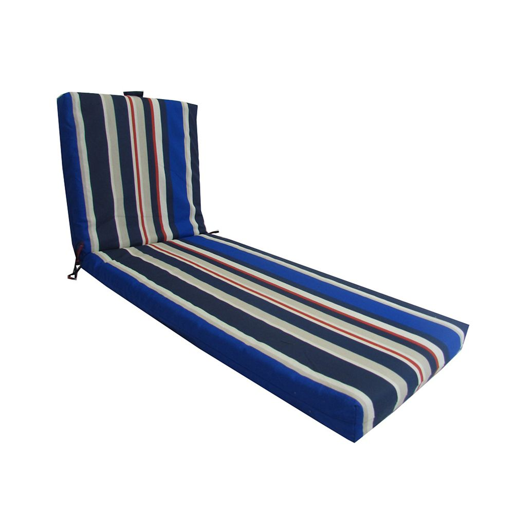 Replacement Lounge Cushions in Stripe