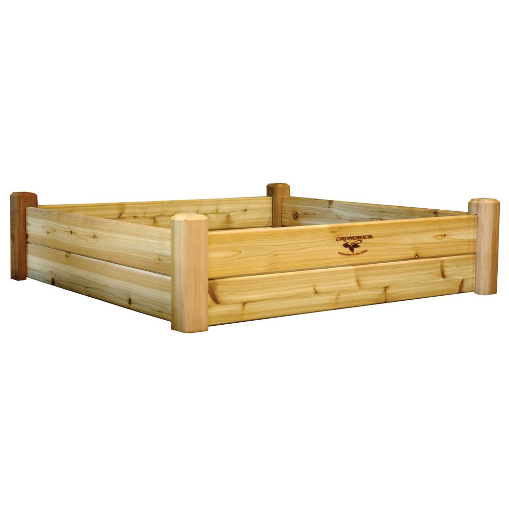 Raised Garden Bed 48x48x13 RGB 48-48 Canada Discount