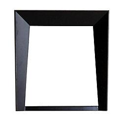 Bellaterra Miroir en bois de 24 po