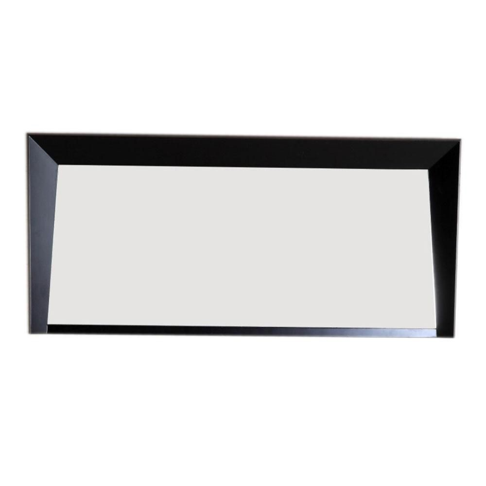 60 In. Wood Frame Mirror