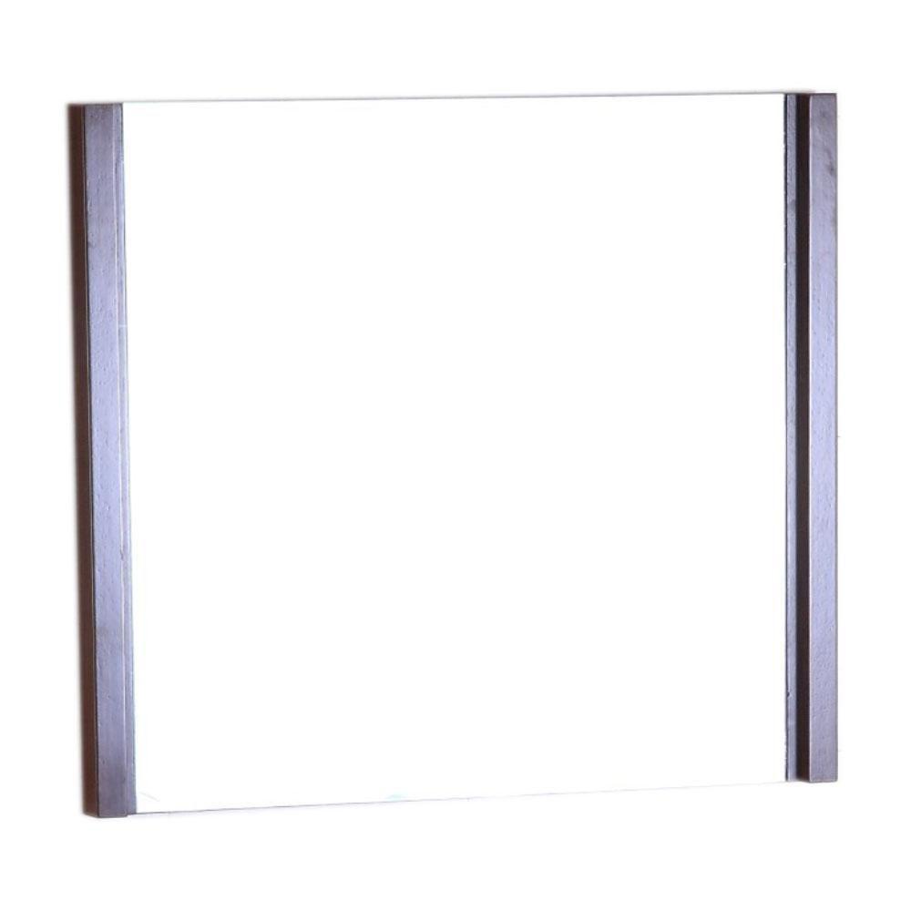 Miroir en bois de 30 po