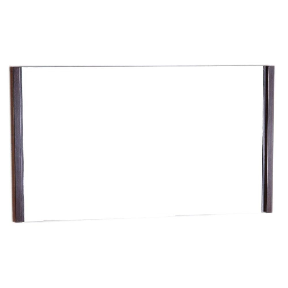 48 In. Wood Frame Mirror