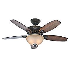 Holden 44 Inch New Bronze Indoor Ceiling Fan
