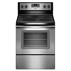 30inch 53 cu ft electric range with self