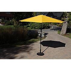 9 ft. Market Umbrella in Yellow