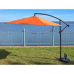 Henryka 10 ft. Patio Umbrella in Orange
