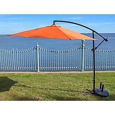10 ft. Patio Umbrella in Orange