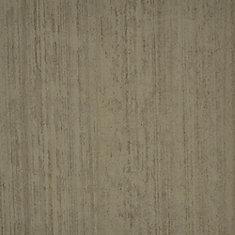 12 in. x 23.82 in. Brushed Concrete Cream Luxury Vinyl Tile Flooring (Sample)