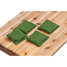 Green Bean Bags (4-Pack)