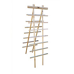 24-inch x 72-inch Ladder Trellis Kit
