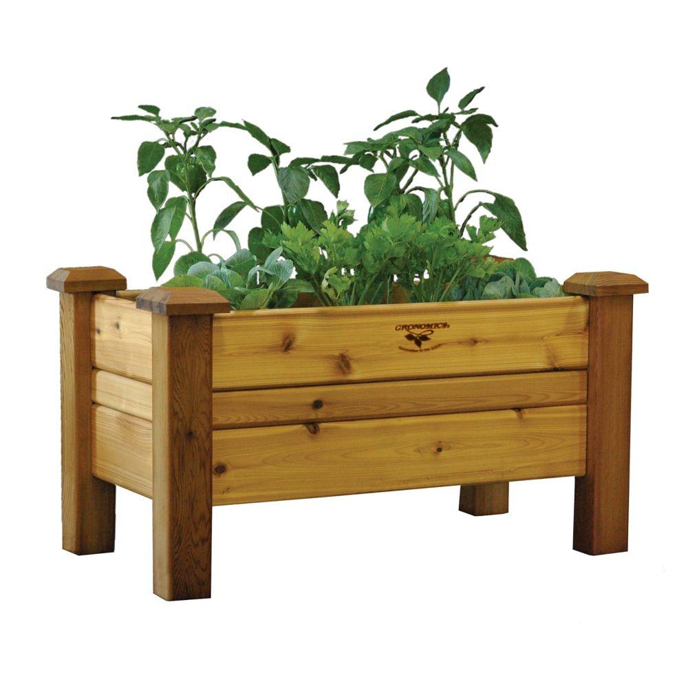Planter Box 18x34x19 Safe Finish