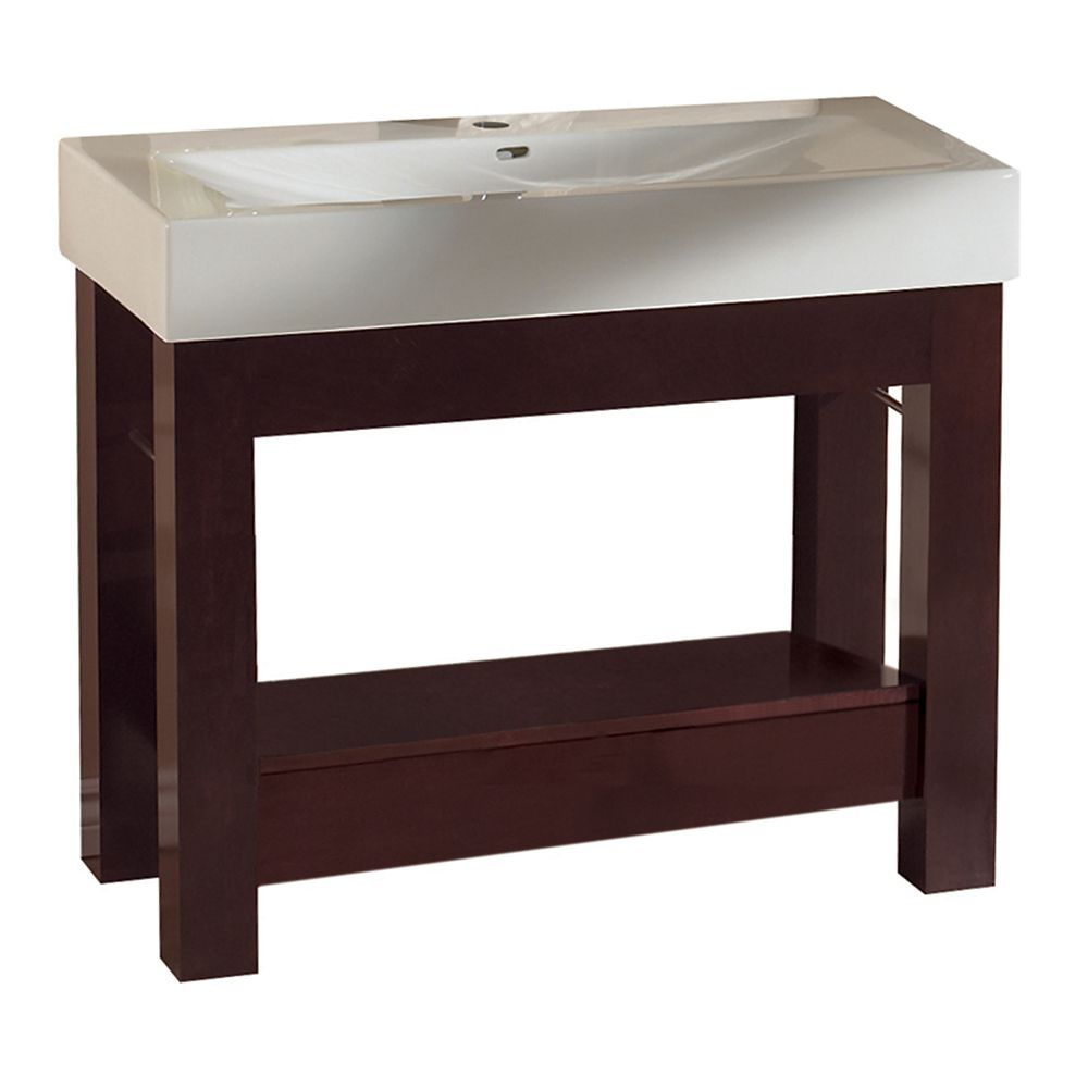 Magick woods base de meuble lavabo sonata de 97 15 cm 38 for Meuble 15 cm