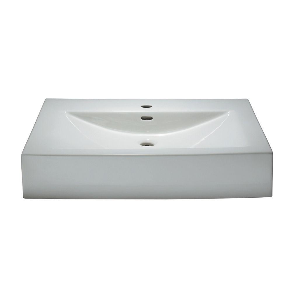 Dessus de meuble-lavabo Sonata de 81,28 cm [32 po] larg.