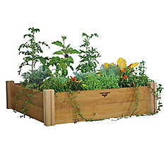 Raised Garden Beds & Elevated Planters | The Home Depot Canada on garden accessories, garden bench, garden pots, garden tools, garden vegetable garden, garden pools, garden ideas, garden urns, garden walls, garden shrubs, garden art, garden seeders, garden steps, garden trellis, garden patios, garden plants, garden beds, garden boxes, garden arbors, garden yard spinners,
