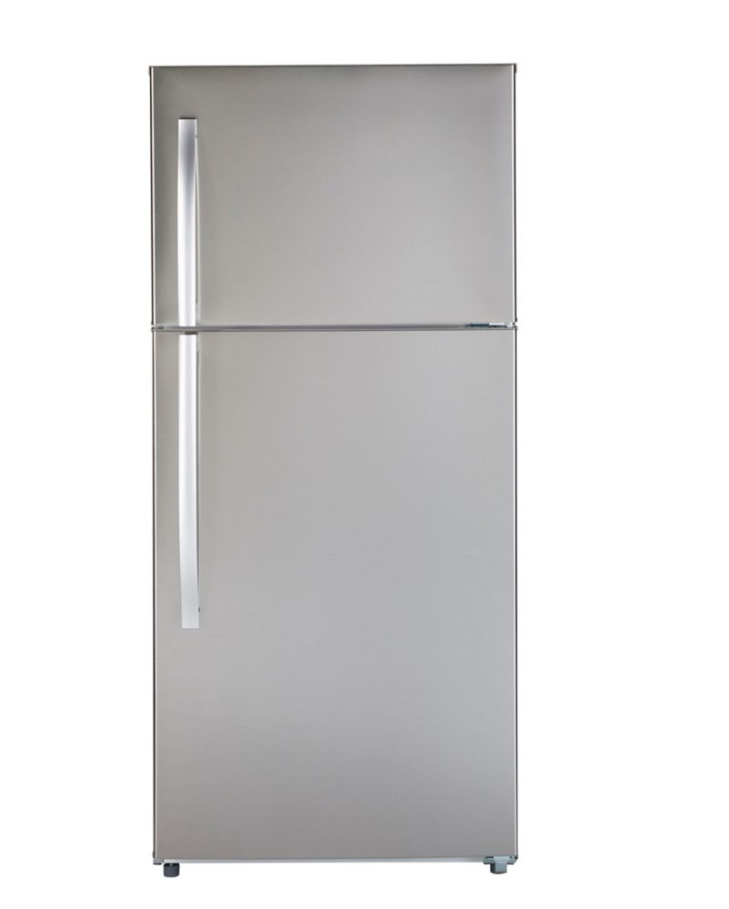 Moffat 18 Cu. Feet. Top-Freezer No-Frost Refrigerator