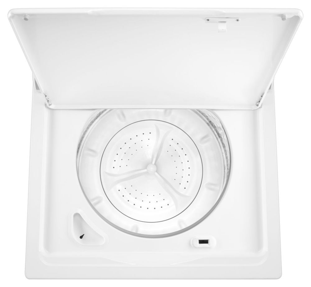 4.3 cu. ft. High-Efficiency Top Load Washer with Quick Wash Cycle in White