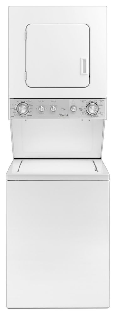 4.9 cu. ft. Combination Electric Washer - Dryer with Fabric Softener Dispenser - Y