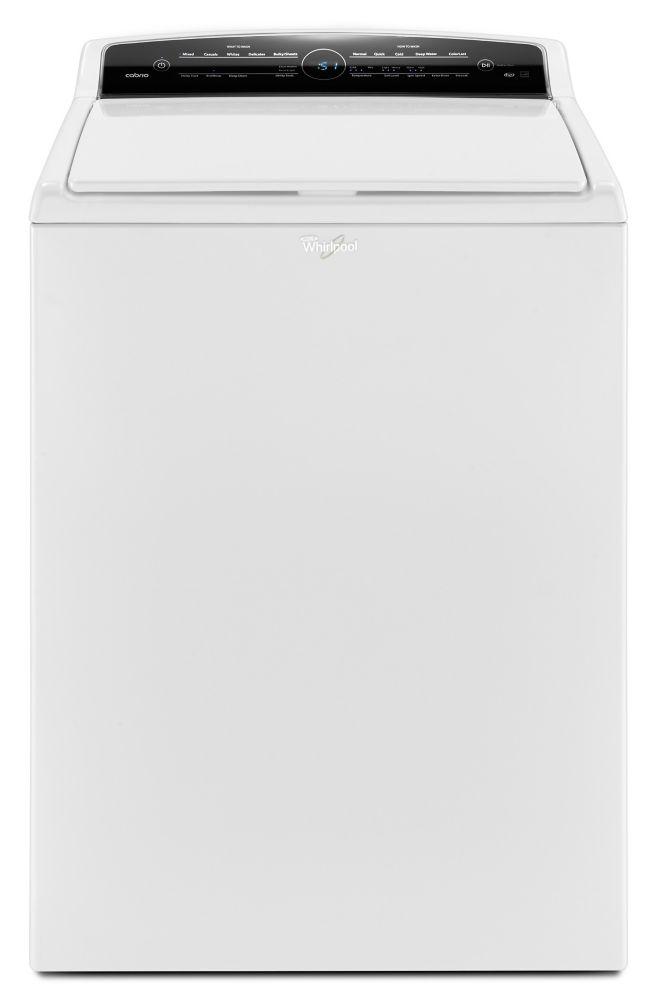 Laveuse à chargement vertical de 5,5 pi cu - WTW7000DW