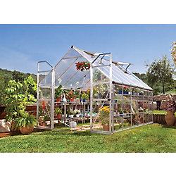 Palram Balance 8 ft. x 12 ft. Greenhouse