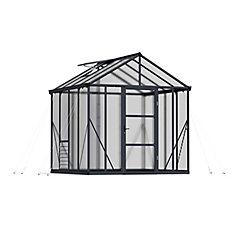 Glory 8 ft. x 8 ft. Heavy Duty Greenhouse