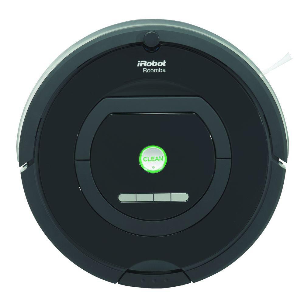 Le robot aspirateur Roomba 770