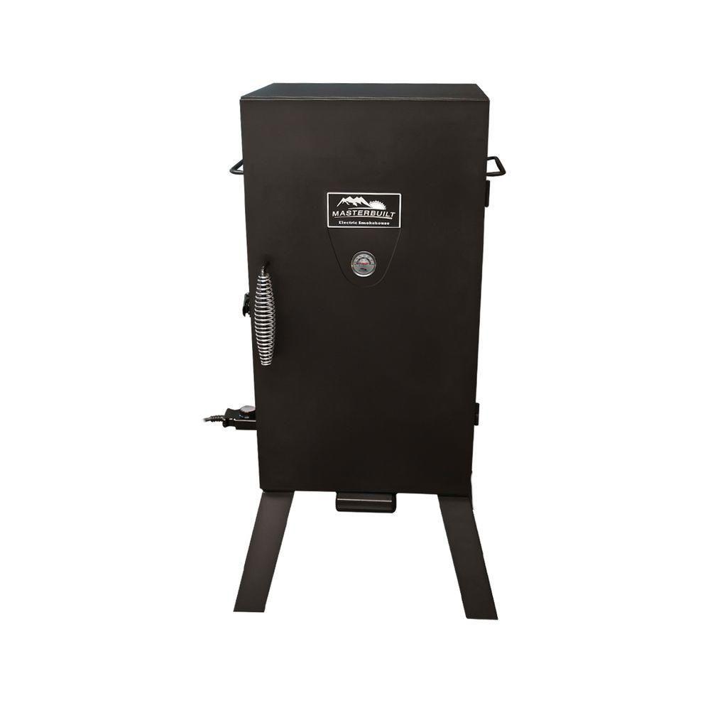 30-inch Electric Analogue Smoker