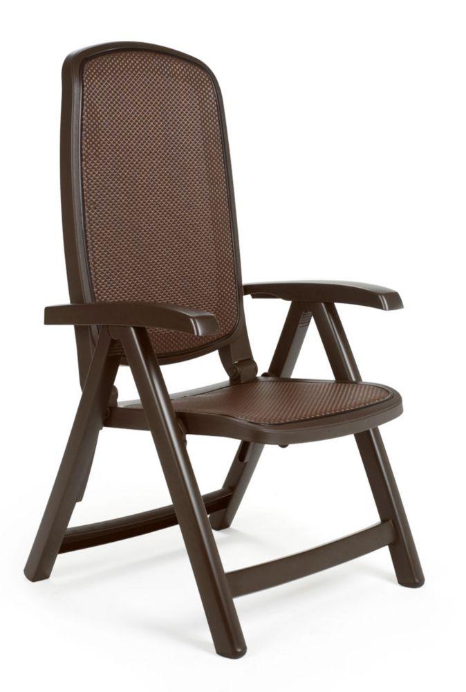 Nardi Café  Delta 5 position folding chair