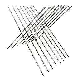 Metaltech Ensemble de Croisillon Galvanisé 4 pi x 7 pi pour Échafaudage (Paquet de 8)