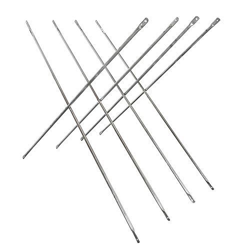 Metaltech 4 Ft. x 10 Ft. Scaffold Cross Brace (4-Pack)