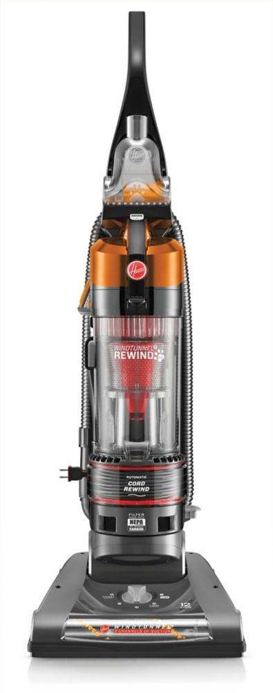Hoover Windtunnel 2 Rewind Pet Bagless Upright The Home