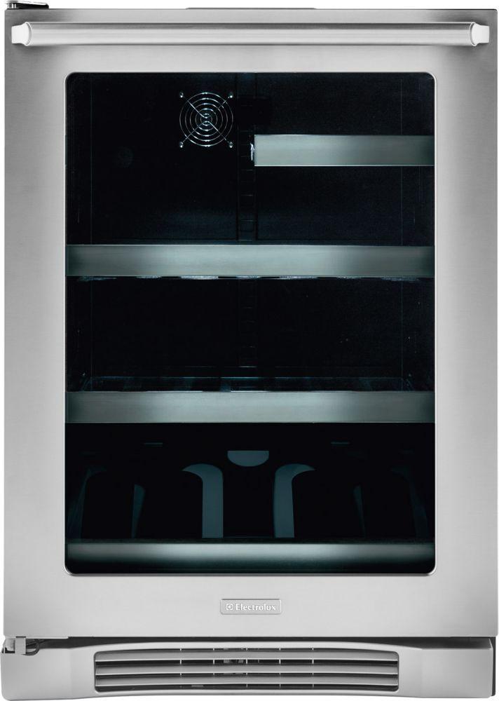 Refroidisseur à boissons - Porte à charnières sur la gauche - EI24BL10QS