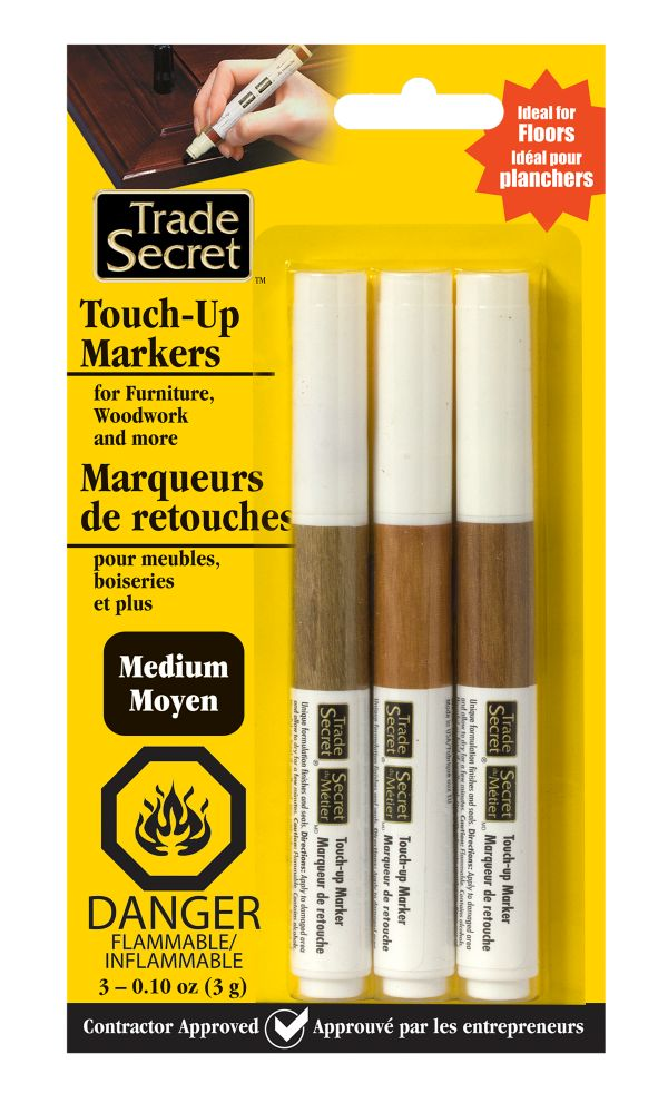 Trade Secret Touch-Up Marker - Medium - Set of 3 (S)