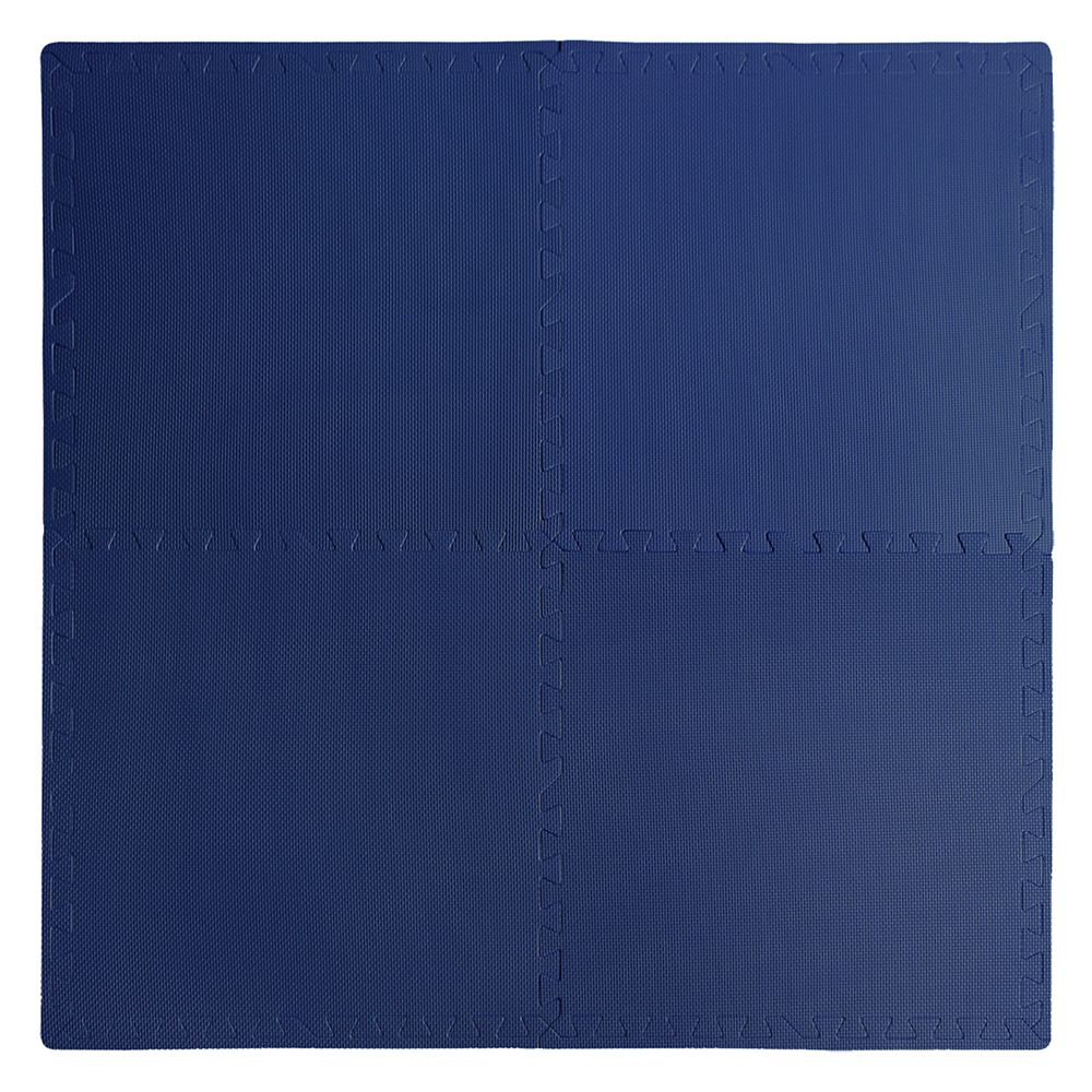 Anti-Fatigue Interlocking Mats Navy
