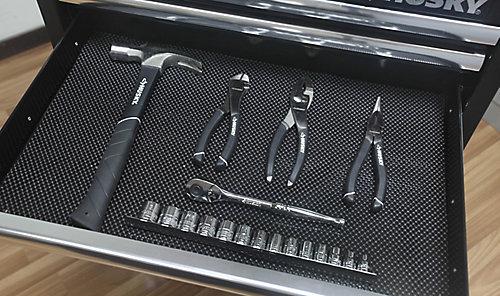 for truck liner box foam slip drawer resistant drawers tool toolbox