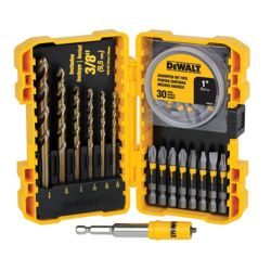 DEWALT DEWALT 46 Piece MAX FIT Drill/Drive Bit Set