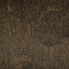Échantillon - Plancher, bois massif, bouleau espresso